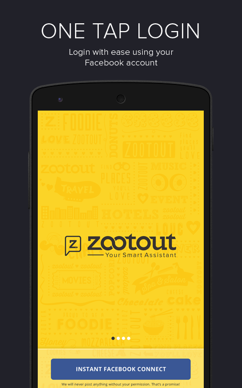 Zootout : Smart Assistant- screenshot