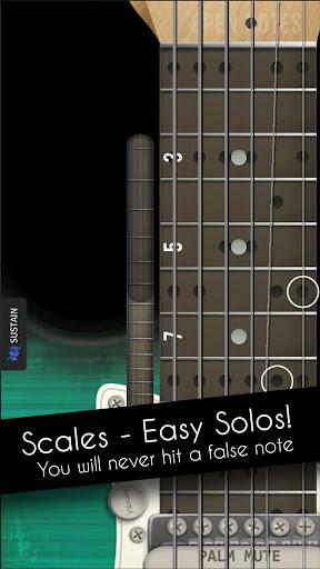 Rock Guitar Solo (Real Guitar) 1.0 screenshots 4