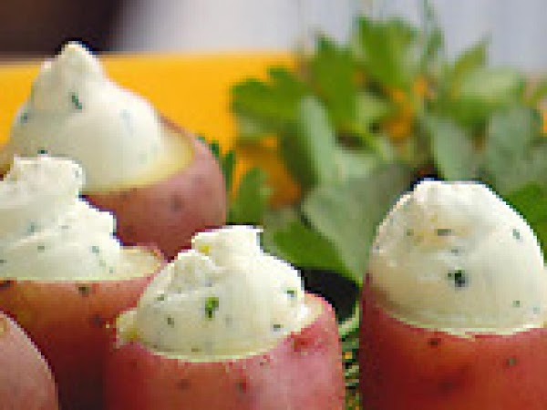 Stuffed New Potatoes Recipe