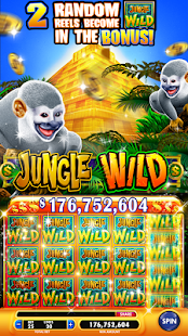 Jackpot Party Casino Slots 777- screenshot thumbnail