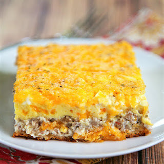 Cream Cheese Breakfast Casserole Recipes