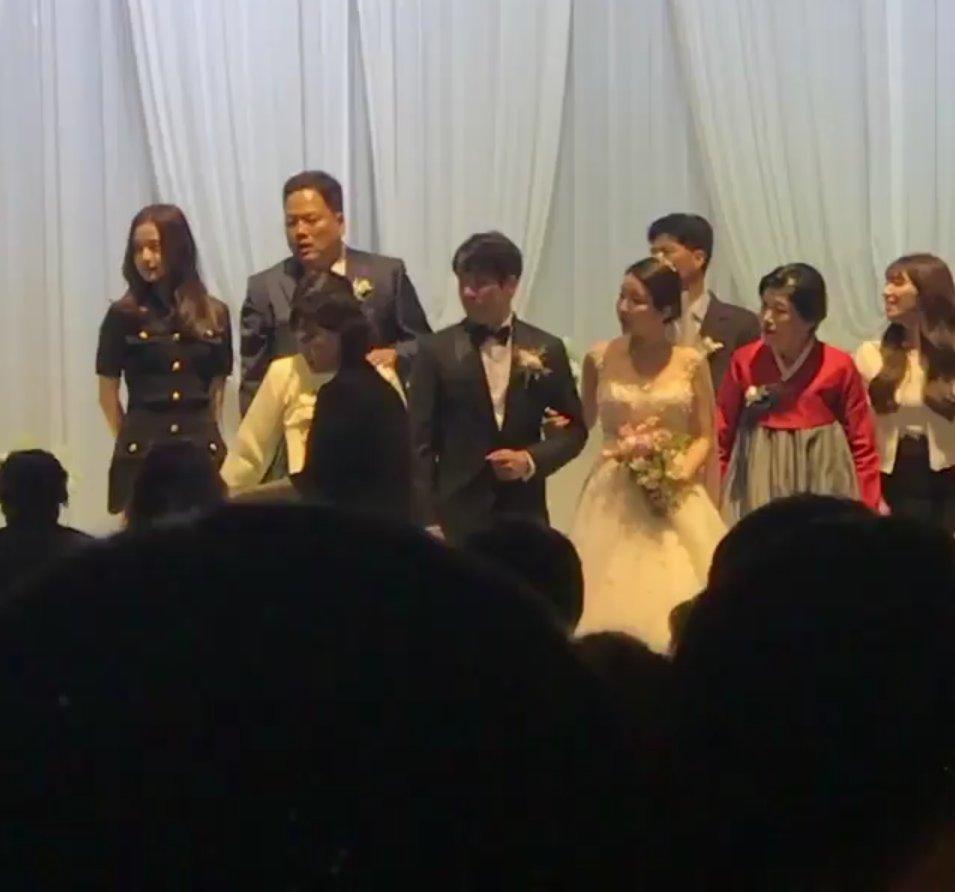 jisoo brother wedding