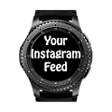 Social Photo Feed For Gear S2/S3 icon