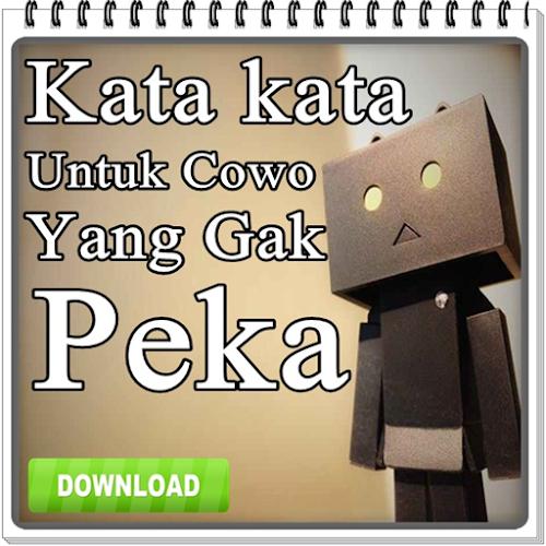 Download Kata Kata Untuk Cowo Yang Gak Peka Apk Latest