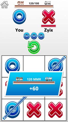 Tic Tac Toe 2 player games, tip toe 3d tic tac toe apktram screenshots 8