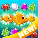Fish Puzzles Mania-Underwater icon