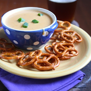 Warm Beer Cheese Dip