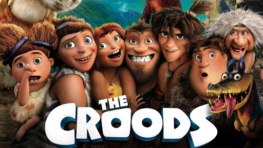 the croods in real life youtube