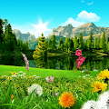 Mountain Landscape Wallpaper APK