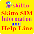 Skitto SIM Information and Internet Package icon