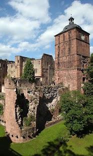 Heidelberg Wallpaper - náhled