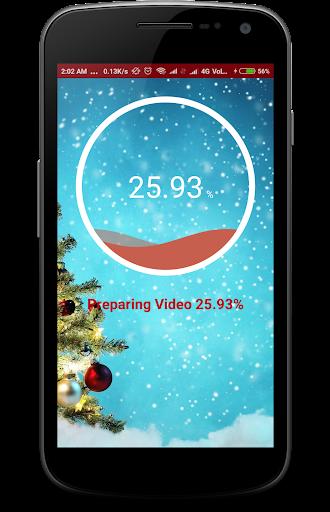 2.0 HD Movie creator - Christmas Movie 1.1.3 screenshots 5