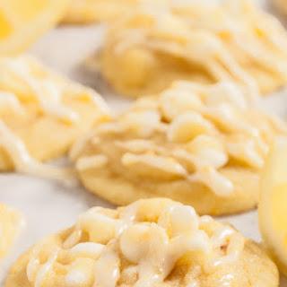 Soft Lemon Pudding Cookies