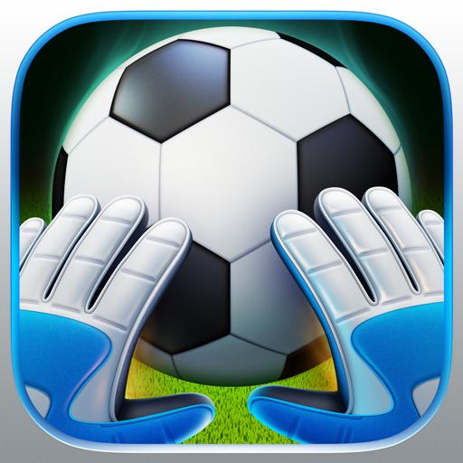 Super Goalkeeper - Soccer Game 體育競技 App LOGO-硬是要APP