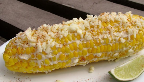 Mexican Corn On The Cob Recipe
