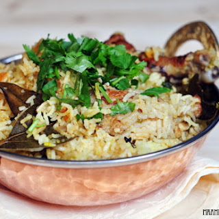 Chicken Biryani Masala Recipes