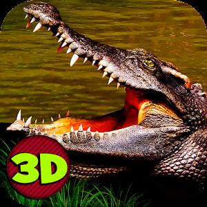 Crocodile Survival Simulator for PC and MAC