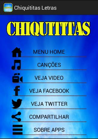 Letras Chiquititas Nuevos