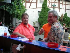 Photo: Test der Jägermeister-Bar