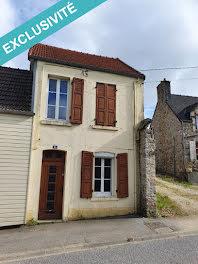 maison à Bricquebec (50)