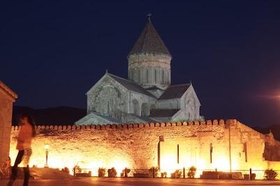 Sweti-Zchoweli-Kathedrale in Mzcheta.