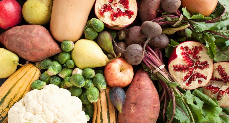 Seasonal Fall Produce Guide