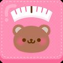 ダイエット・カロリー・体重記録アプリもぐたん icon