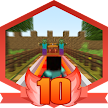 10 Run Challenges. Map for MCPE APK