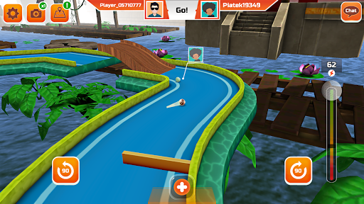 Mini Golf 3D City Stars Arcade - Multiplayer Rival 21.2 screenshots 5