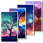 Wallpapers HD (Backgrounds) Icon