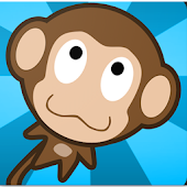 ? Banana Monkey Run - Jungle Monkey Adventure Android APK Download Free By UHPD Games