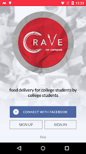 Crave On Campus- screenshot thumbnail
