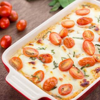 Caprese Quinoa Casserole Recipe