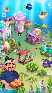 Aquarium Farm Mod Apk 1.32 (Unlimited Money + Free Shopping) 3