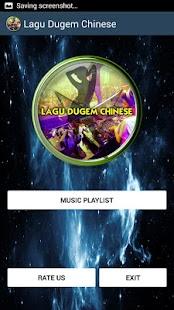 Lagu Dugem Chinese - náhled
