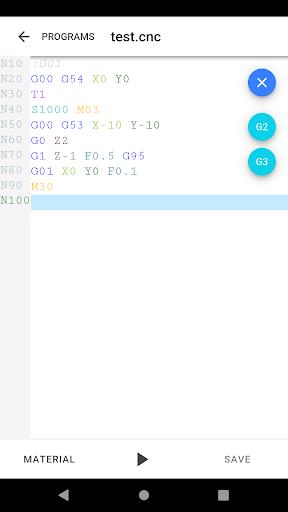 CNC screenshot 2