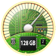 128 GB Storage Cleaner : 128GB RAM Expander