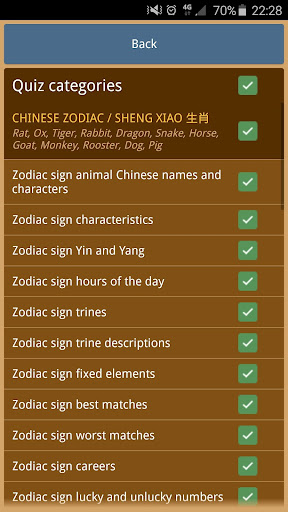 Chinese Astrology Quiz