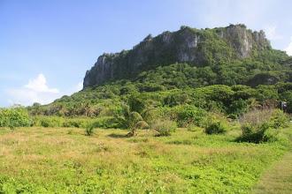 Photo: North Cape cliffs