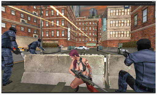 Sniper Girls for KAYBO for PC