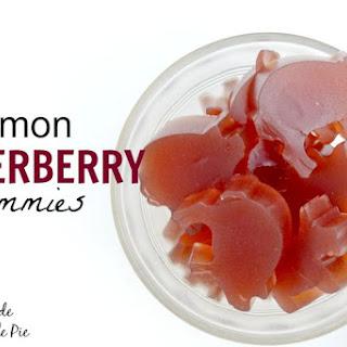 Lemon Elderberry Gummies