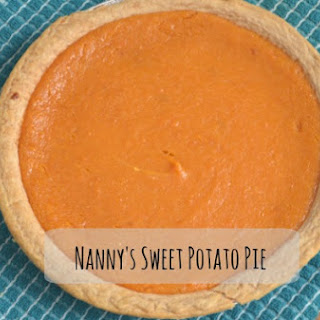 Nanny's Sweet Potato Pie