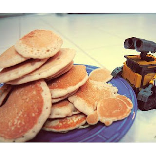 Race Car Pancakes