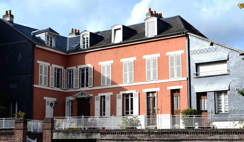 Maison avec jardin Lisieux