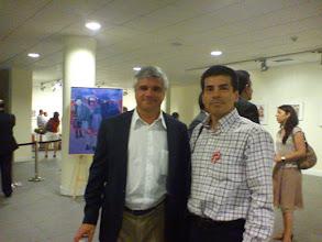 Photo: Ing. Bernardo Muñoz. Consejero Económico Embajada del Perú en España
