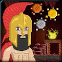 Spartap - Pixel Endless Runner icon