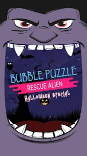 Bubble Puzzle 2017 : Spooky Halloween Games - náhled