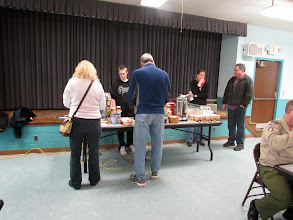 Photo: Pancake Breakfast at Our Lady of the Lake Church.