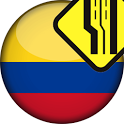Traffic Signals Colombia icon