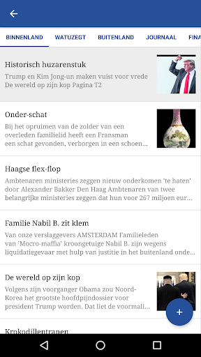 De Telegraaf Krant screenshot 5